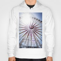 carnival Hoodies featuring CARNIVAL by Richard Torres Photo