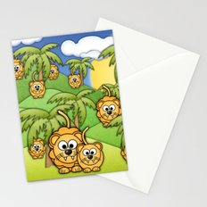 Little Lions. Stationery Cards