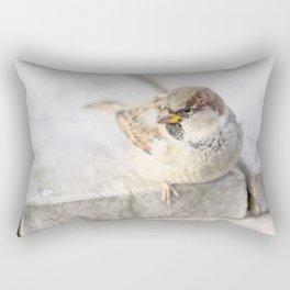 Sparrow - After The Transatlantic Rectangular Pillow
