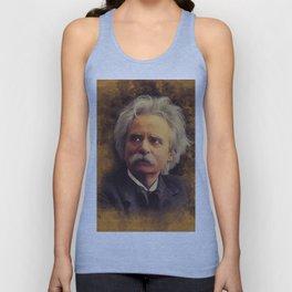 Edvard Grieg, Music Legend Unisex Tank Top