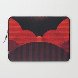 Mercury - Wrinkle Ridges Laptop Sleeve