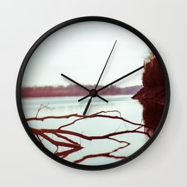 Halcyon Wall Clock