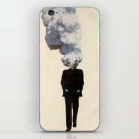 iPhone & iPod Skins featuring Loose Canon by Richard Vergez