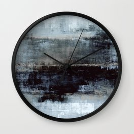 Exaggerated Wall Clock