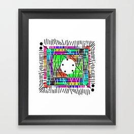 Rainbow 13 Framed Art Print
