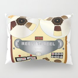 Rel To Reel Pillow Sham