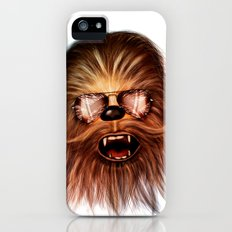 STAR WARS CHEWBACCA Slim Case iPhone (5, 5s)