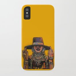 Always Stay Gracious iPhone Case