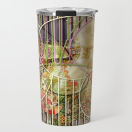 The Relative Frequency of the Causes of Breakage of Plate Glass Windows Travel Mug