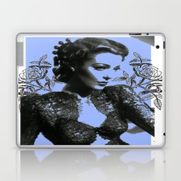 1940's Screen Siren Tattoo Art Laptop & iPad Skin
