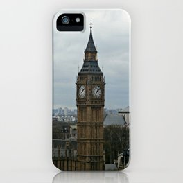 Big Ben Colour iPhone Case