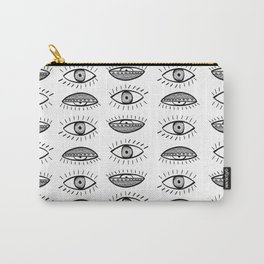 Won't Close My Eyes Carry-All Pouch