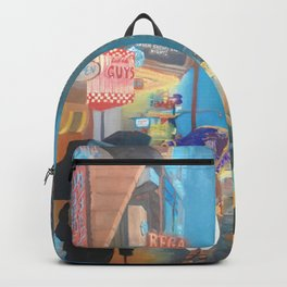 Agrabah, New York Backpack