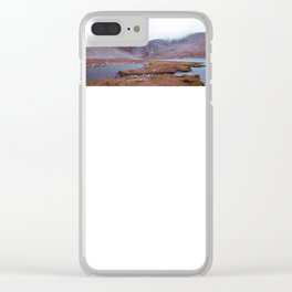 Glacial Fed Lake In Remote Countryside Clear iPhone Case