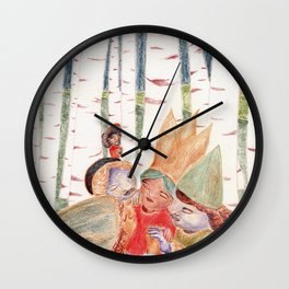 Ceremony Wall Clock