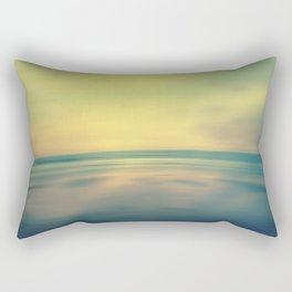 Soothing Sunset  Rectangular Pillow