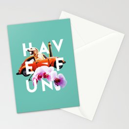 Have Fun Stationery Cards