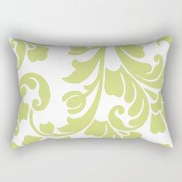 Calyx Damask Rectangular Pillow