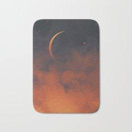 Silent Moon Bath Mat