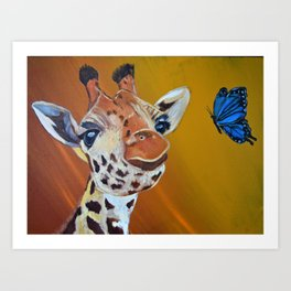 Your spots are beautiful Art Print