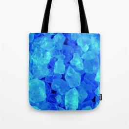 BLUE METH Tote Bag
