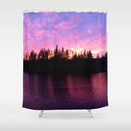 Sky Art Shower Curtain