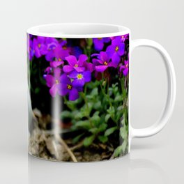 Andalusian Stallion in Meadow Coffee Mug