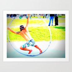 circle of life Art Print