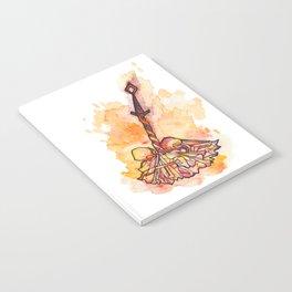 Dark Souls Bonfire Notebook
