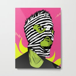 Fink (The Network) Metal Print