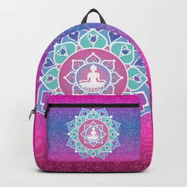Buddha Lotus Backpack