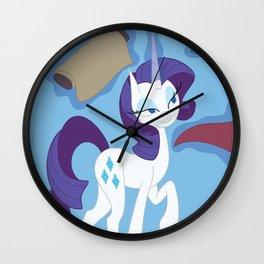 Keep Creating Wall Clock
