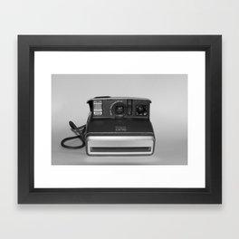 Polariod One Camera Framed Art Print