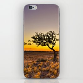 Little Desert Australia iPhone Skin