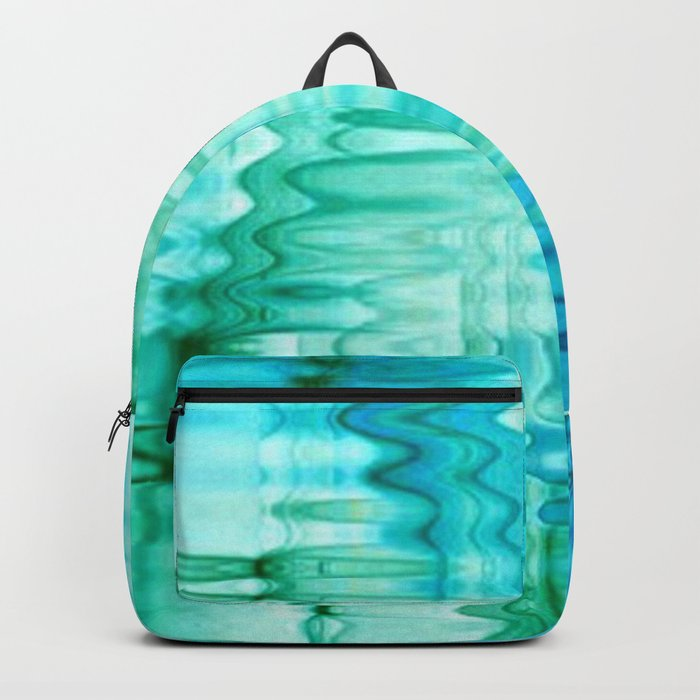 Water Ripples Abstract Backpack