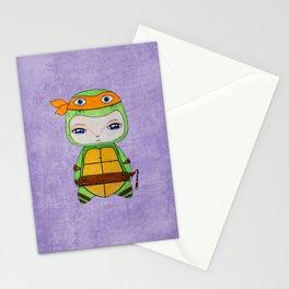 A Boy - Michelangelo TMNT Stationery Cards