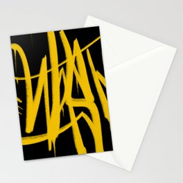 Graffiti Tag Stationery Cards