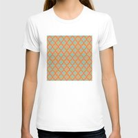 moroccan T-shirts featuring Moroccan Orange by Mr and Mrs Quirynen