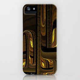 Hard-shipping Maze iPhone Case
