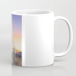 Sitting Starboard Coffee Mug
