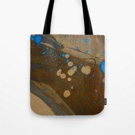 joelarmstrong_rust&gold_072 Tote Bag