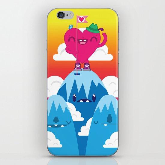 Love on Top iPhone & iPod Skin