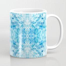 Crystal Stone - In Teal Aqua & Blue Coffee Mug