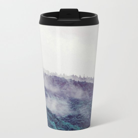 Find Me, If You Can #society6 Metal Travel Mug