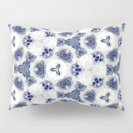 Skeleton's Pattern Pillow Sham