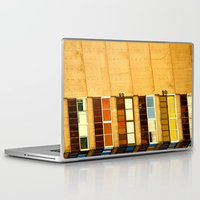 building Laptop & iPad Skins featuring Building by Rivière