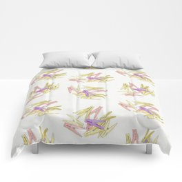 Сlothespins Comforters
