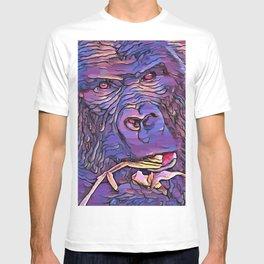 Feeding Gorilla T-shirt