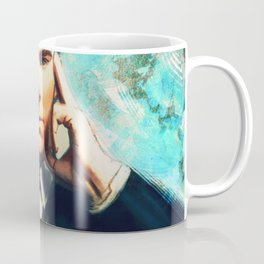 Man Out Of His Time Coffee Mug
