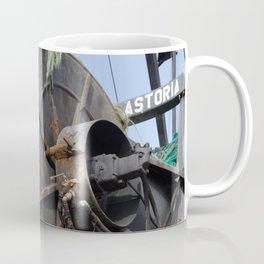 Astoria Fishing Boat Coffee Mug